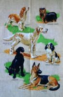 Vintage Tea Towel - GBP 2.99