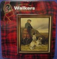 Walkers Shortbread tin - US $ 14.00